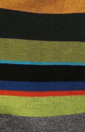 Мужские хлопковые носки GALLO темно-серого цвета, арт. AP103480 | Фото 2