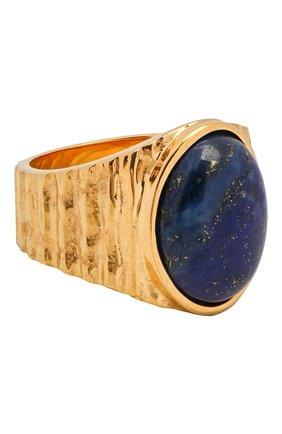 Женское кольцо COPINE JEWELRY золотого цвета, арт. RIMAL18 | Фото 1