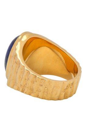 Женское кольцо COPINE JEWELRY золотого цвета, арт. RIMAL18 | Фото 2