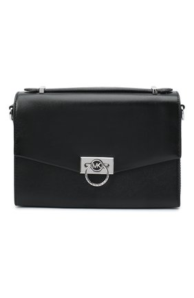 Женская сумка hendrix medium MICHAEL MICHAEL KORS черного цвета, арт. 30F0S1HM2L | Фото 1