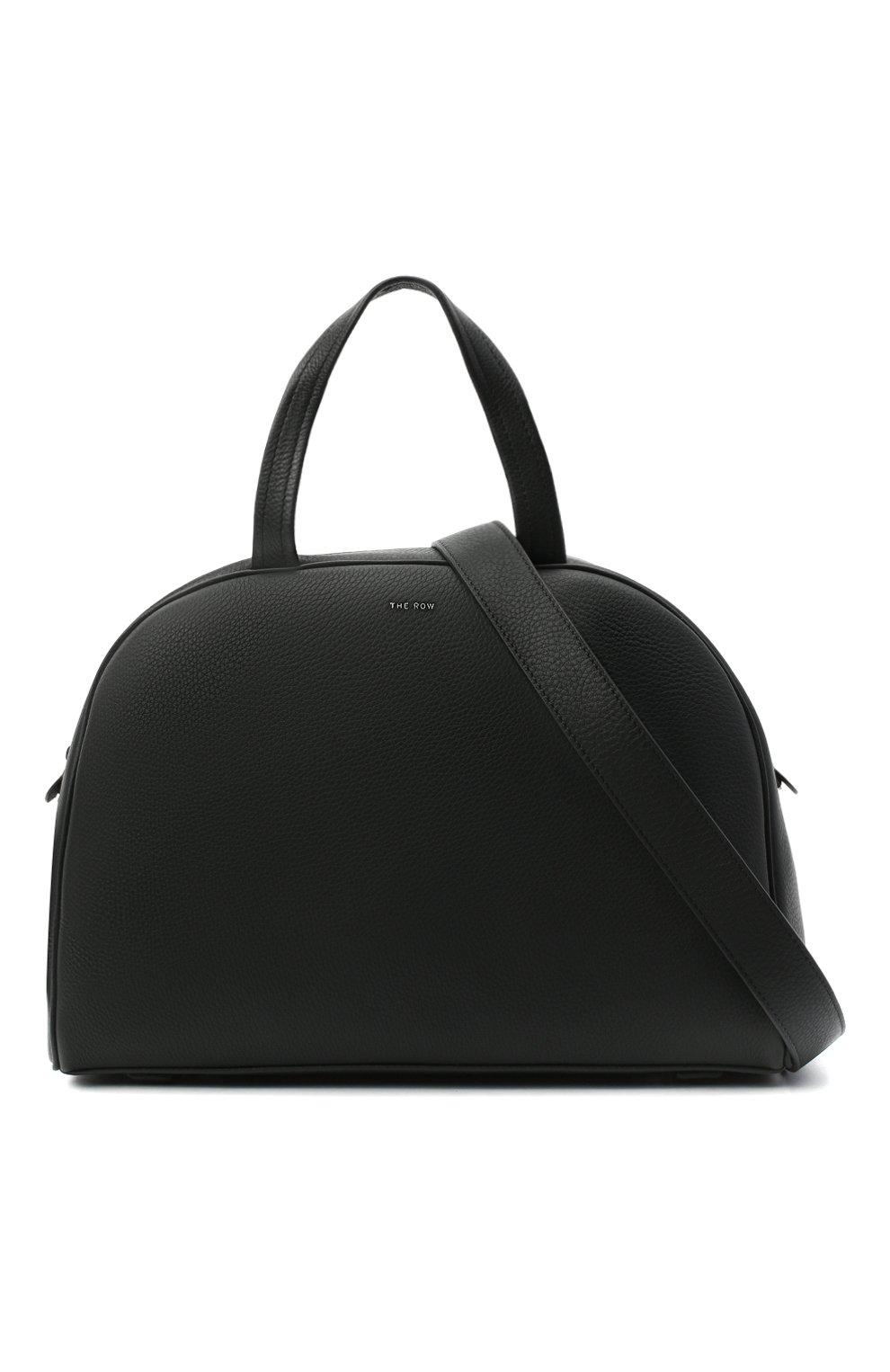 Женская сумка THE ROW черного цвета, арт. W1261L129 | Фото 6