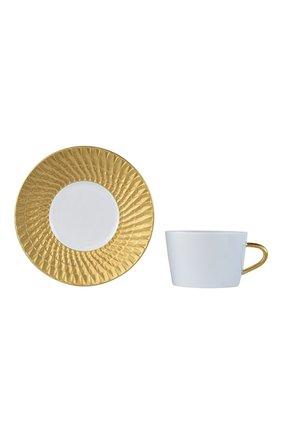 Кофейная чашка с блюдцем Twist Or | Фото №2
