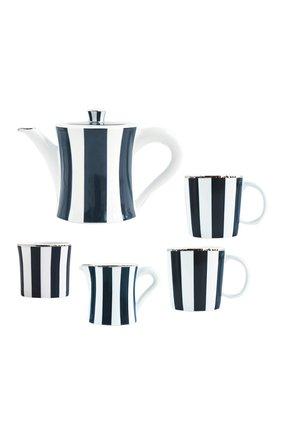 Чайный сервиз Galerie Royal Bleu Nuit на две персоны | Фото №1