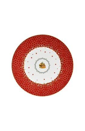 Набор Noel Blanc из 4-х десертных тарелок  | Фото №2