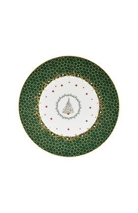 Тарелка салатная Sapin Noel Vert | Фото №1