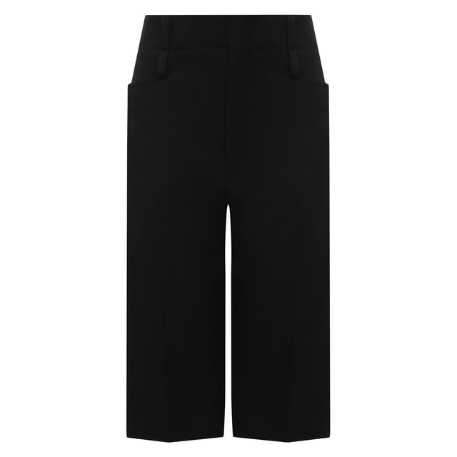 Шерстяные шорты Chloé Chloe