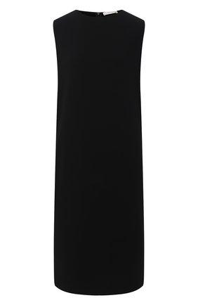 Женское платье THE ROW черного цвета, арт. 5575W1968 | Фото 1