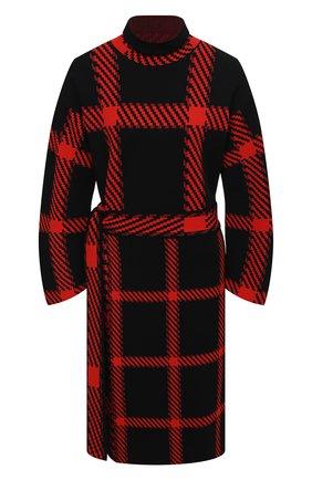 Женское платье из вискозы STELLA MCCARTNEY красного цвета, арт. 602435/S2216 | Фото 1
