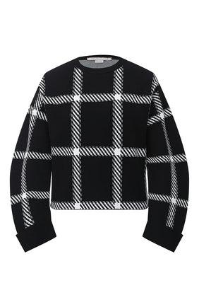 Женский пуловер из вискозы STELLA MCCARTNEY черно-белого цвета, арт. 602161/S2216 | Фото 1