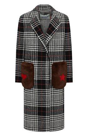 Женское пальто AVA ADORE разноцветного цвета, арт. SAINT CRUZ/01 AA FW20 | Фото 1