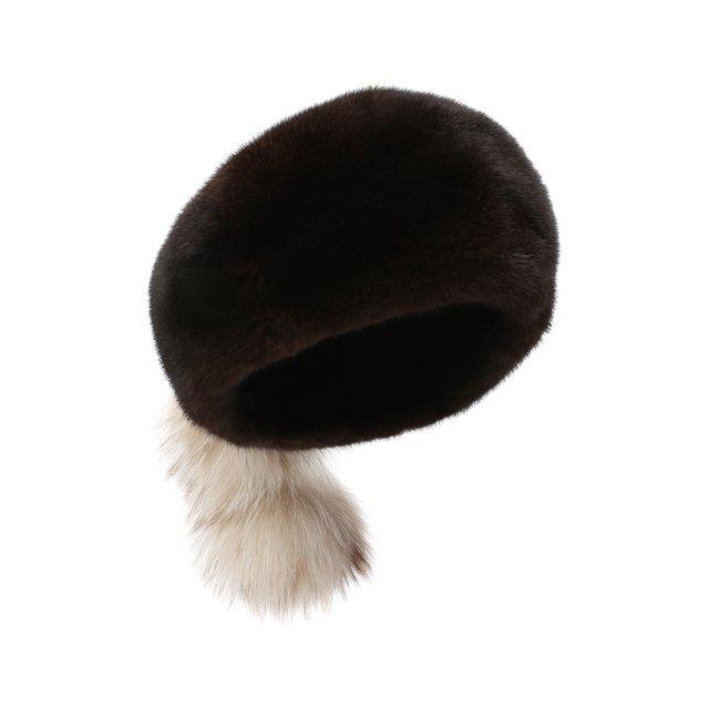 Берет из меха норки  Иветта FurLand