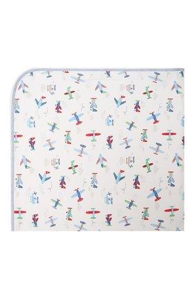Детского хлопковое одеяло KISSY KISSY разноцветного цвета, арт. KB7045980 | Фото 2 (Материал: Текстиль, Хлопок)