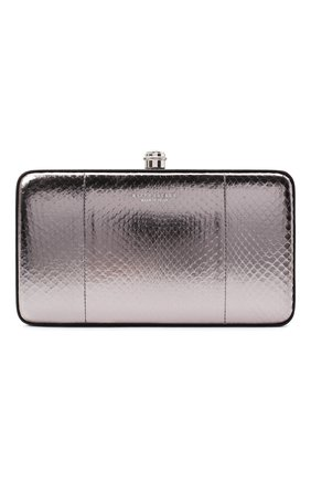 Женский сумка RALPH LAUREN серебряного цвета, арт. 435818336 | Фото 1