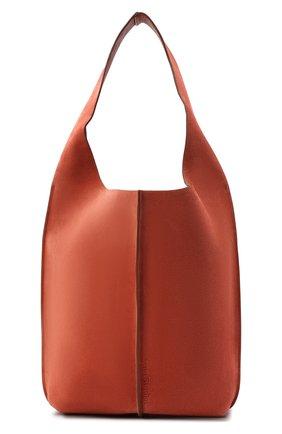 Женский сумка-шопер ACNE STUDIOS красного цвета, арт. A10047 | Фото 1