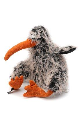 Детского коллекционная игрушка зверский город SIGIKID серого цвета, арт. 38305 | Фото 1