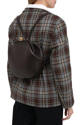 Женский рюкзак ULYANA SERGEENKO коричневого цвета, арт. BRS042CLASSX(0500с) | Фото 2