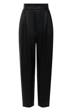 Женские брюки KALMANOVICH черного цвета, арт. FW20K31   Фото 1