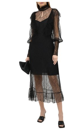 Женское платье MASTERPEACE черного цвета, арт. MP-NG-21-06 | Фото 2