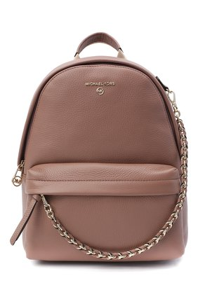 Женский рюкзак slater MICHAEL MICHAEL KORS розового цвета, арт. 30T0L04B1L | Фото 1
