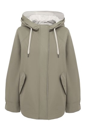 Женская куртка BRUNELLO CUCINELLI хаки цвета, арт. MB5748817 | Фото 1