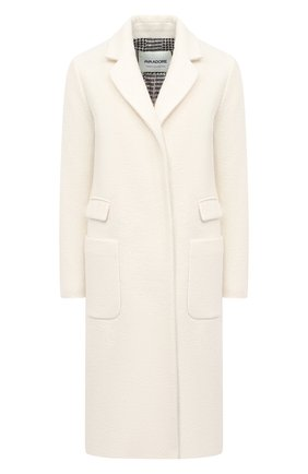 Женское пальто AVA ADORE белого цвета, арт. Y0LANDA/46 AA FW20 | Фото 1