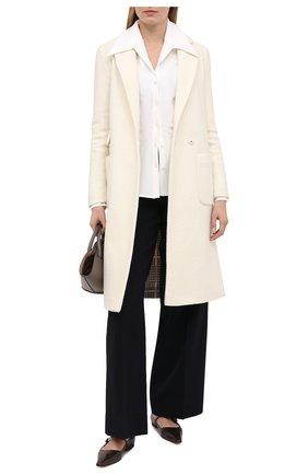 Женское пальто AVA ADORE белого цвета, арт. Y0LANDA/46 AA FW20 | Фото 2