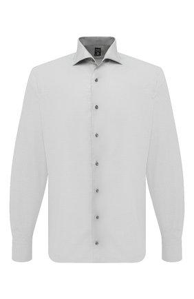 Мужская рубашка VAN LAACK серого цвета, арт. MIVARA-TF/155144 | Фото 1