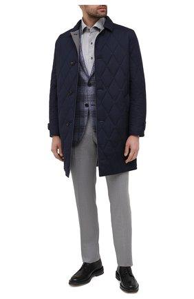 Мужская рубашка VAN LAACK серого цвета, арт. MIVARA-TF/155144 | Фото 2