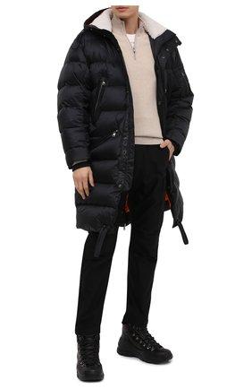 Мужская пуховик BOGNER черного цвета, арт. 41104253   Фото 2