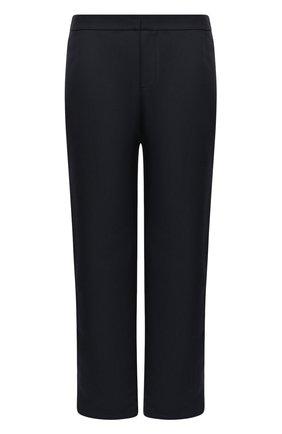 Мужской брюки ZILLI SPORT темно-синего цвета, арт. MBU-ZS812-PASE0/0001 | Фото 1
