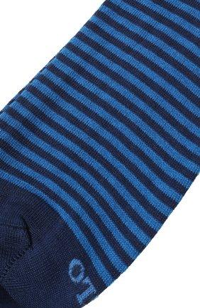 Мужские хлопковые носки GALLO темно-синего цвета, арт. AP103650 | Фото 2