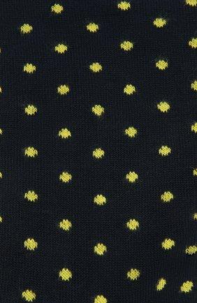 Мужские хлопковые носки GALLO темно-синего цвета, арт. AP103614 | Фото 2
