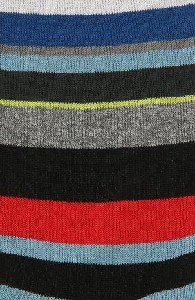 Мужские хлопковые носки GALLO черного цвета, арт. AP103480 | Фото 2