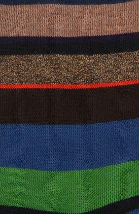 Мужские хлопковые носки GALLO синего цвета, арт. AP103415 | Фото 2