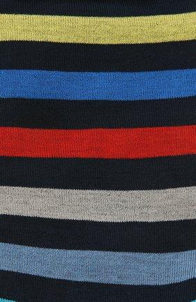 Мужские хлопковые носки GALLO темно-синего цвета, арт. AP103161 | Фото 2