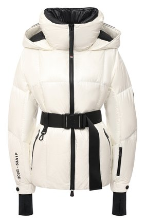 Женская пуховая куртка MONCLER GRENOBLE белого цвета, арт. F2-09G-1A501-40-53A1P | Фото 1