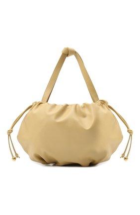 Женская сумка bulb medium BOTTEGA VENETA бежевого цвета, арт. 651812/VCP40 | Фото 1