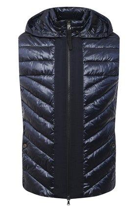 Мужской утепленный жилет BOGNER темно-синего цвета, арт. 38266549 | Фото 1
