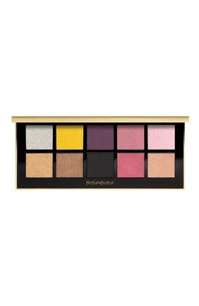 Палетка теней couture colour clutch paris YSL бесцветного цвета, арт. 3614273055925 | Фото 2