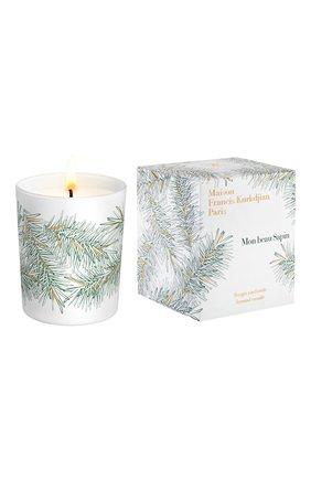 Парфюмированная свеча mon beau sapin MAISON FRANCIS KURKDJIAN бесцветного цвета, арт. 202152403 | Фото 2