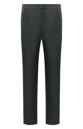 Мужской брюки ZILLI SPORT хаки цвета, арт. MBU-ZS812-PASE0/0001 | Фото 1