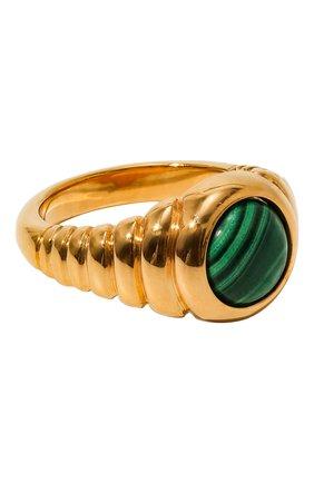 Женское кольцо COPINE JEWELRY золотого цвета, арт. PETRA17 | Фото 1