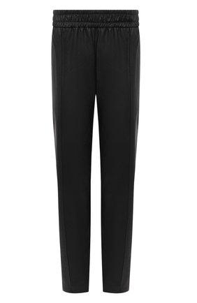 Женские брюки из экокожи NUDE черного цвета, арт. 1103029/TR0USERS | Фото 1