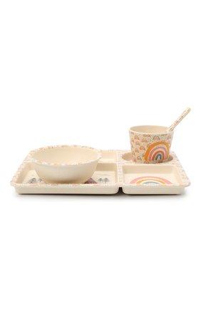 Детского набор посуды gypsy girl LOVE MAE разноцветного цвета, арт. P-MAE-YD026 | Фото 2