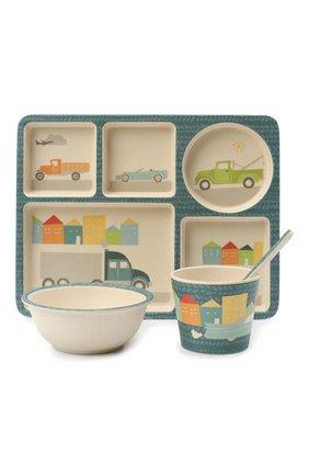Детского набор посуды машинки LOVE MAE разноцветного цвета, арт. P-MAE-YD011 | Фото 1