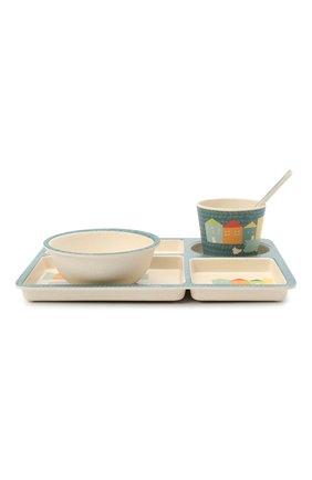 Детского набор посуды машинки LOVE MAE разноцветного цвета, арт. P-MAE-YD011 | Фото 2