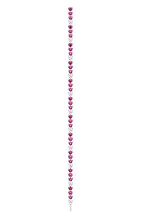 Женский браслет MERCURY бесцветного цвета, арт. MB20543WR | Фото 2