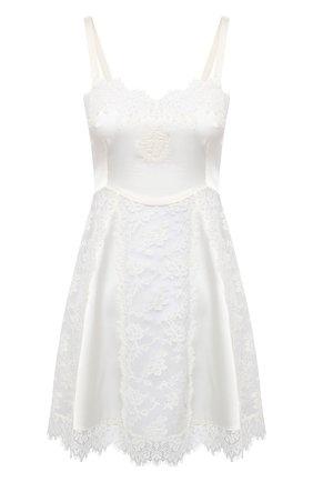 Женская сорочка DOLCE & GABBANA белого цвета, арт. 07B10T/FUAD8 | Фото 1