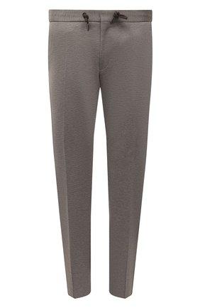 Мужской брюки BOSS темно-бежевого цвета, арт. 50444074 | Фото 1