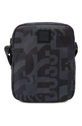 Мужская сумка BOSS черного цвета, арт. 50446729 | Фото 1